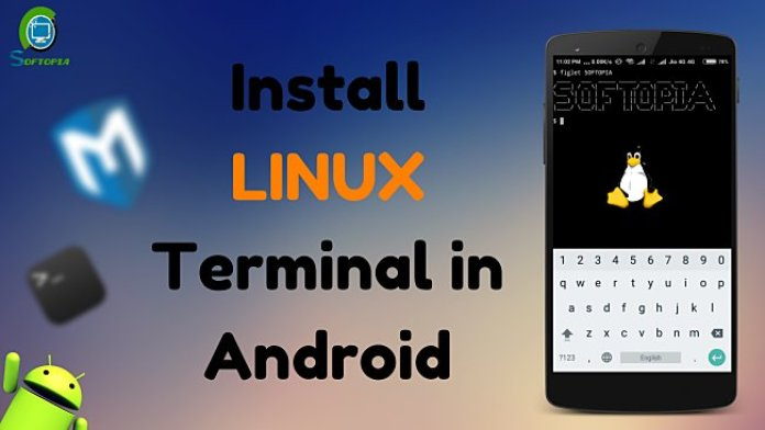 Android terminal
