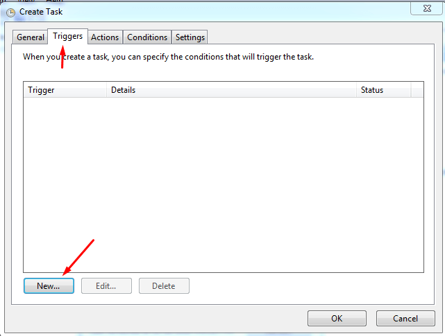 how to schedule a program in windows