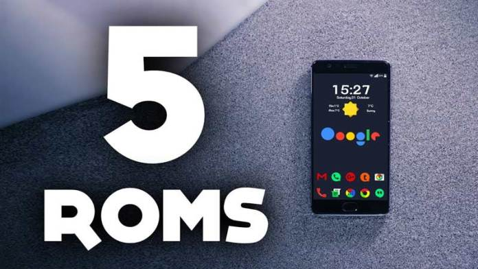 5 best custom ROMs for the Pocophone F1
