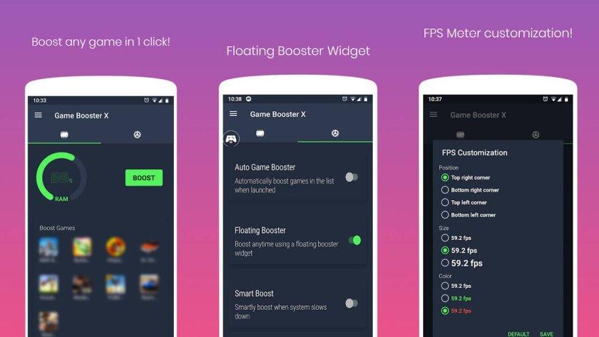 Game Booster X Game Play Optimizer Premium Free