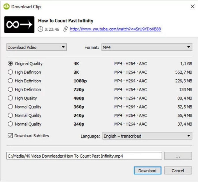 4k video downloader repack