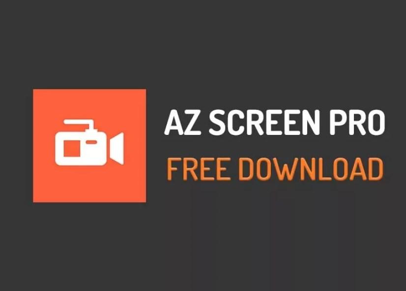 AZ Screen Recorder Premium APK DOWNLOAD