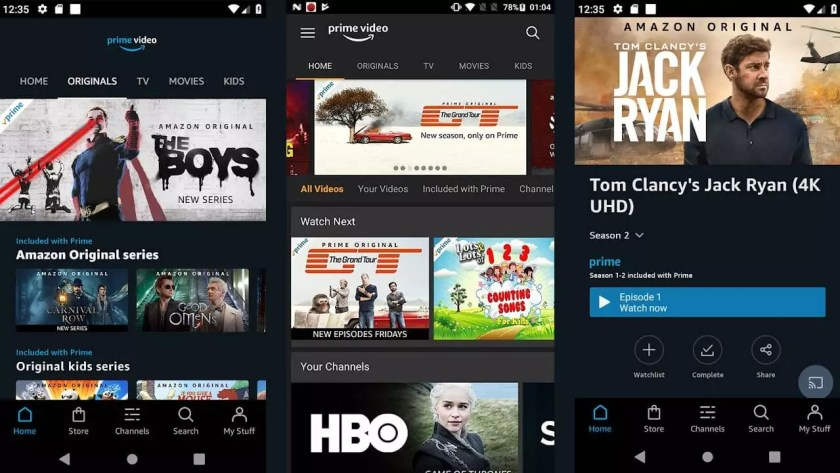 Amazon Prime Video Premium Mod Apk