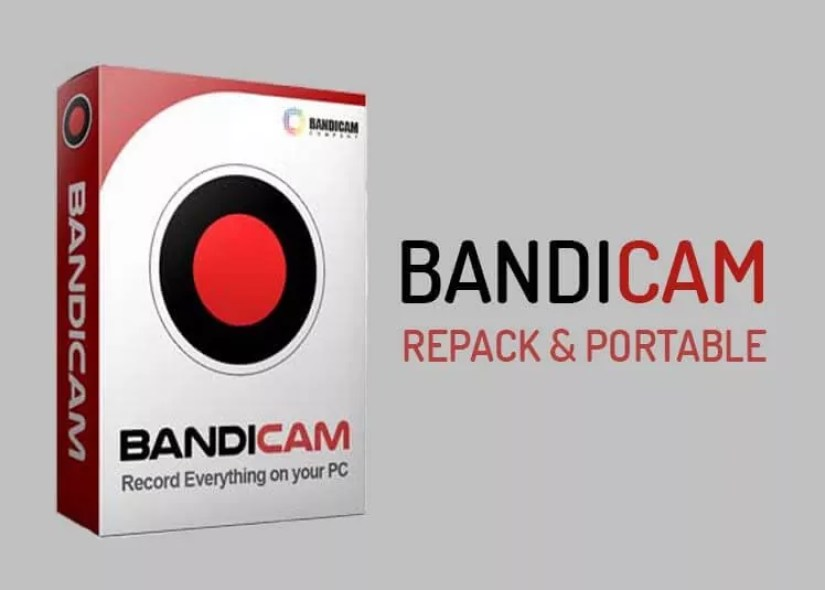 Bandicam Full Version Repack & Portable