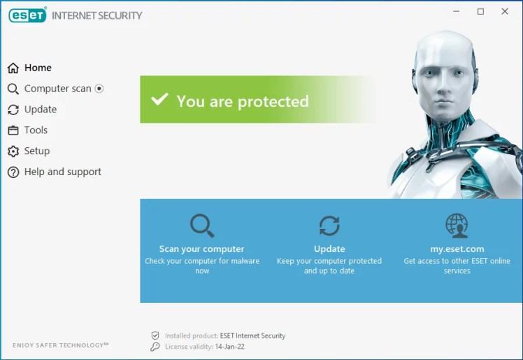 ESET NOD32 Antivirus full version