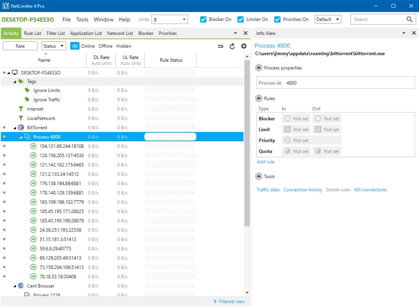 NetLimiter Pro Repack Full Version