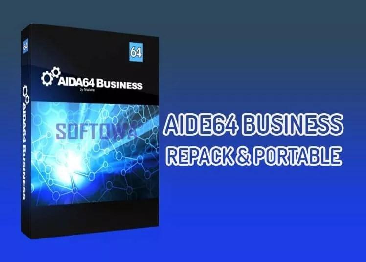 AIDA64 Business Repack & Portable