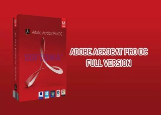 Adobe Acrobat Pro DC Full Version