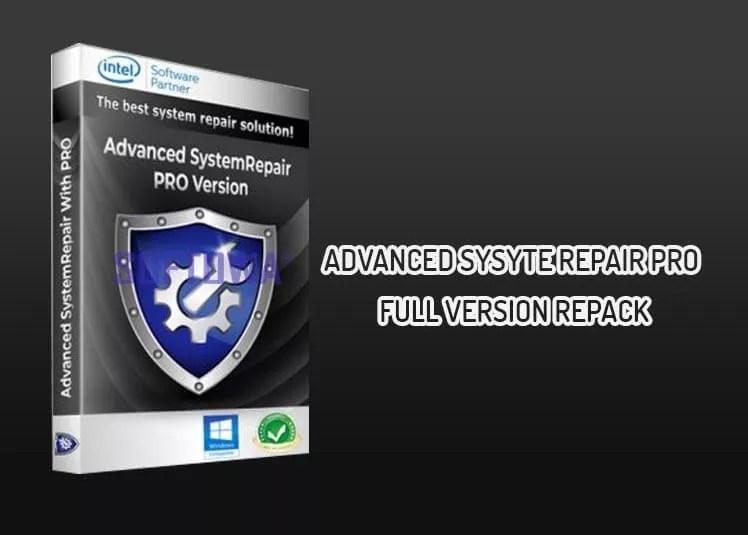 Advanced System Repair Pro Repack