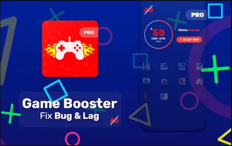 Game Booster Pro Bug Fix & Lag Fix
