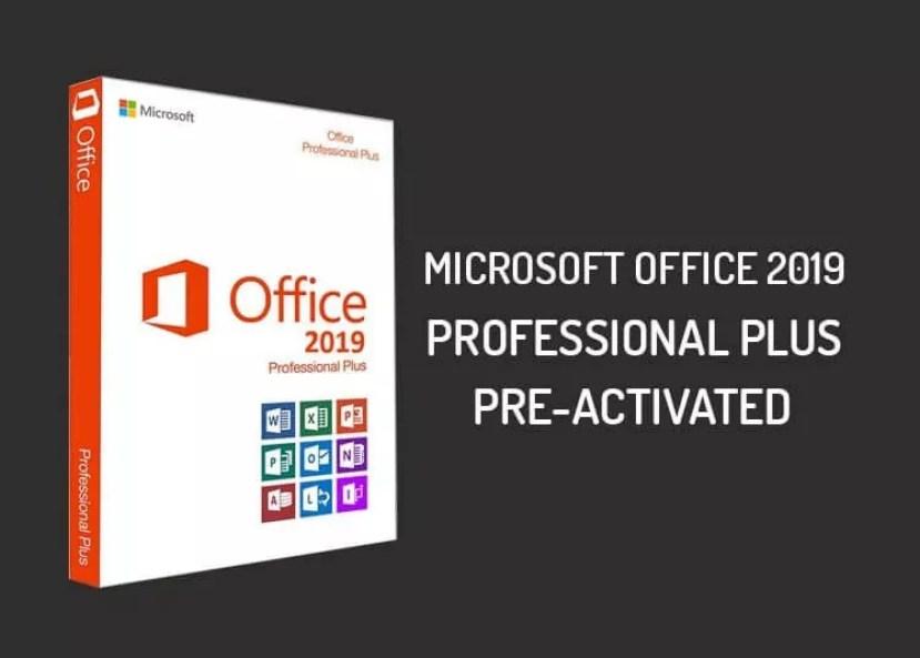 Microsoft Office 2019 Pro Plus Full Version