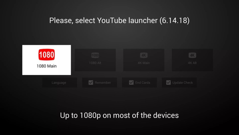 SmartTube Next Pro