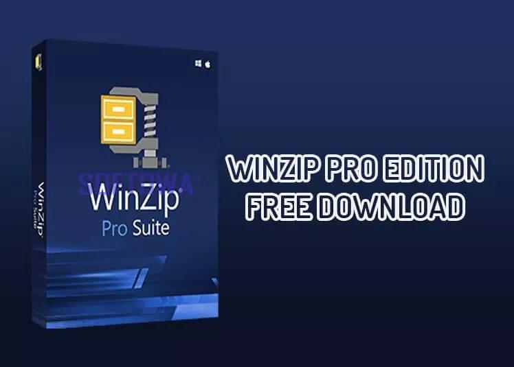 WinZip Pro Full Version Free Download