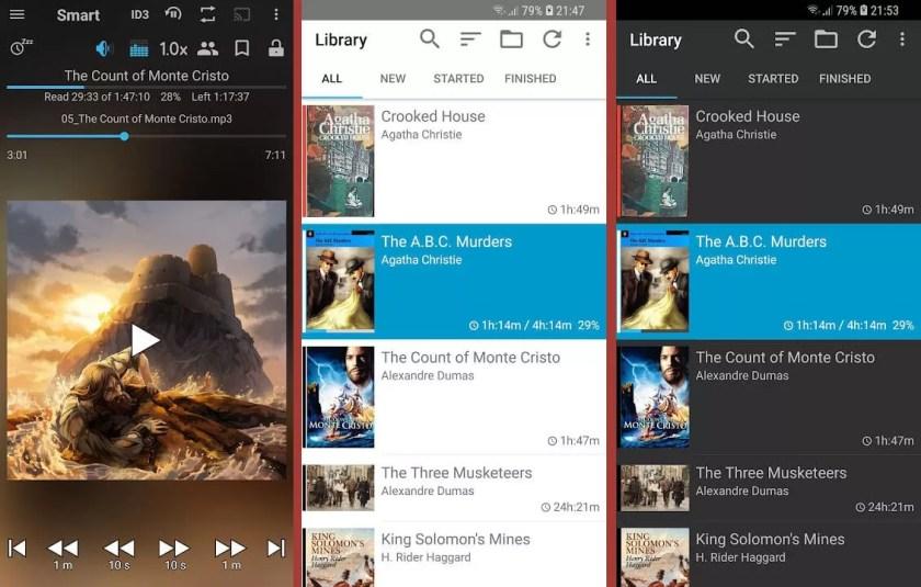 Smart AudioBook Player