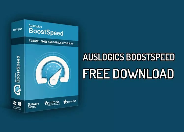 Auslogics BoostSpeed Preactivated