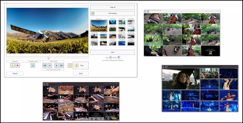 Video Thumbnails Maker Repack