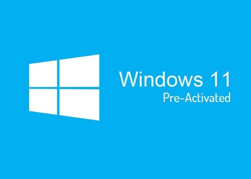 Windows 11 Preactivated
