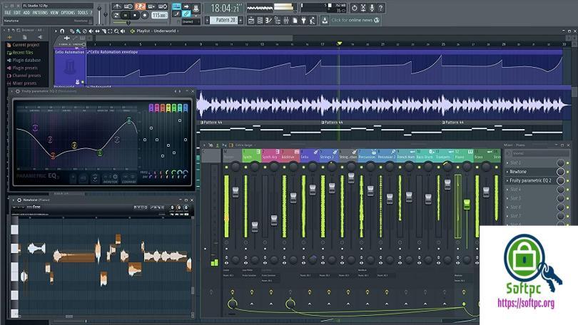 FL Studio 20.1.2 Build 887 Crack + Keygen Full Version