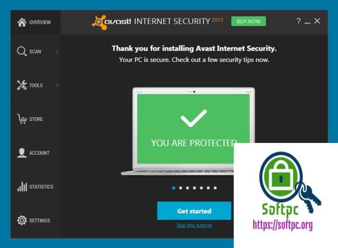 Avast Anti Track 19.4.2370 Premium Crack With License Key 2019