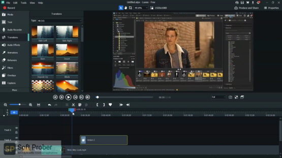ACDSee Luxea Video Editor 2020 Free Download - SoftProber