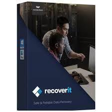 Wondershare Recoverit 7.1.5 Crack Full Registration Code Free DOwnload