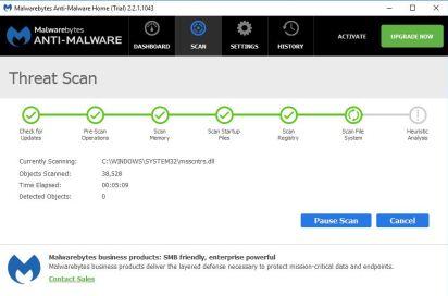 Malwarebytes Anti-Malware 3.6.1 Crack + License Key Free Download