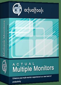 Actual Multiple Monitors 8.13.2 Crack Full Keygen 2019 Free Download