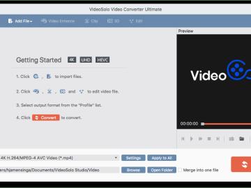 VideoSolo Video Converter Ultimate 2019 Crack