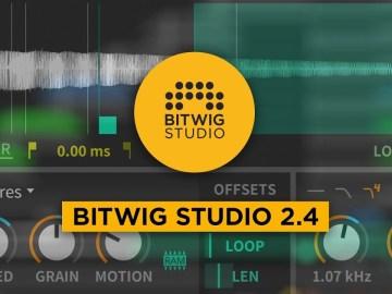Bitwig Studio 2.4.3 Crack