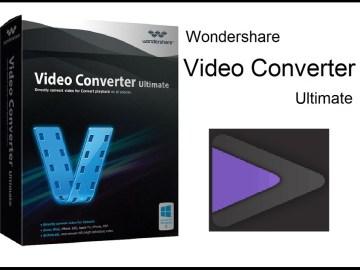 Wondershare Video Converter Ultimate 10.4.3 Crack