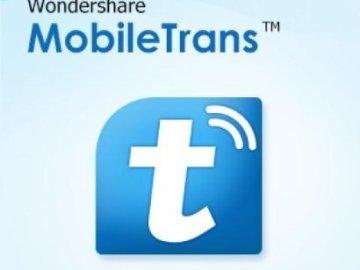 Wondershare mobile Trans 7.9.7 crack