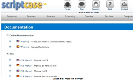 ScriptCase Crack Full Torrent