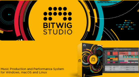 Bitwig Studio Crack Full Keygen