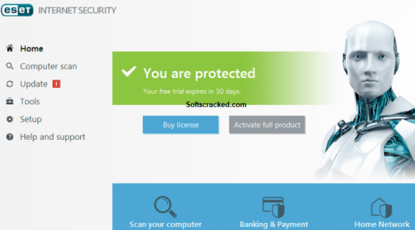 ESET Internet Security License Key Free 2018