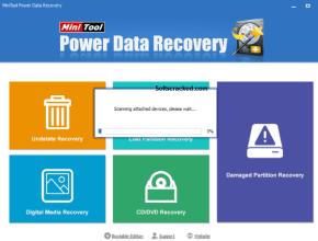 MiniTool Power Data Recovery Crack Key
