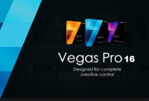 Sony VEGAS Pro 16 Crack free