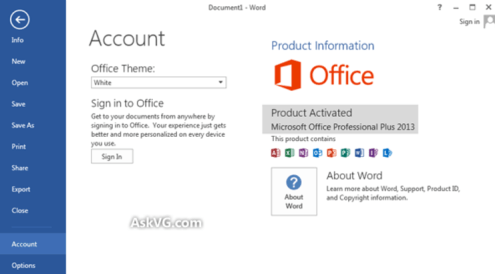 ms office 2013 free download full version activated