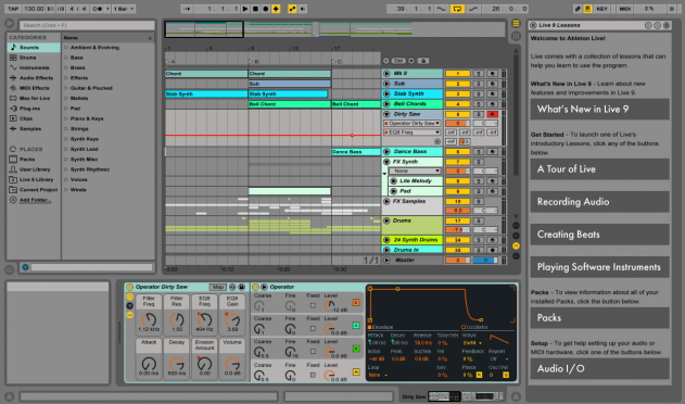 ABLETON CRACK SCARICARE