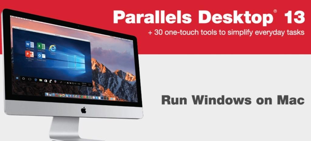 Parallels Desktop 14 Crack Mac + Serial Keys