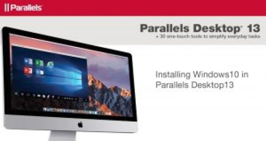 Parallels Desktop 13 Crack Mac + Serial Keys