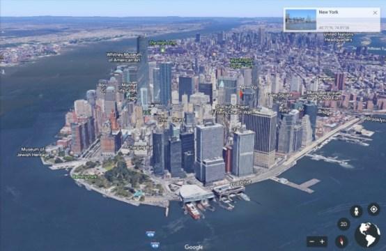 Google Earth Pro License Key + Crack Download