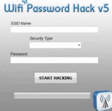 Wi-Fi Password hack v5