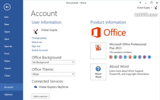 microsoft office 2013 product key crack for windows 10