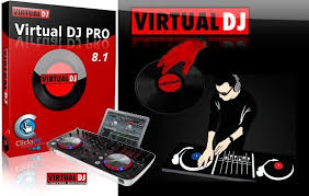 Virtual DJ Pro 2018 Build 5186 Crack + License Key Free Download