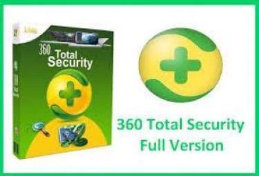 360 Total Security 10.8.0.1286 Crack