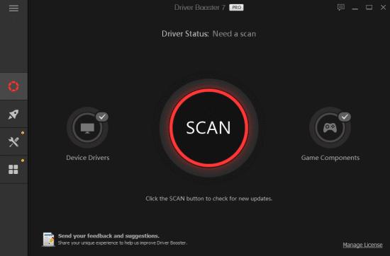 iObit Driver Booster Pro keygen