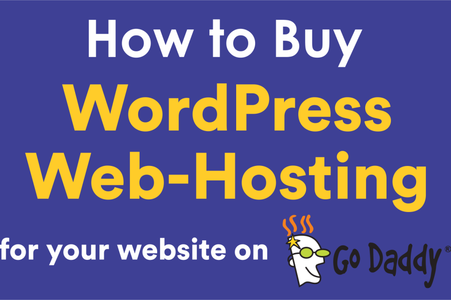 How to Buy Web Hosting from GoDaddy Step-by-Step