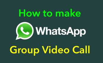whatsapp group call