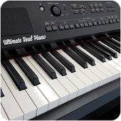 Real Piano Keyboard