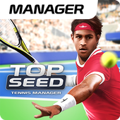 TOP SEED Tennis Sports Management Simulation Game